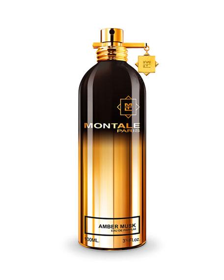 Montale Montale Amber Musk, 3.4 oz./ 100 mL