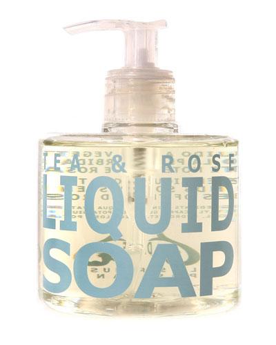 Tea & Rose Liquid Soap  10 oz./ 300 mL