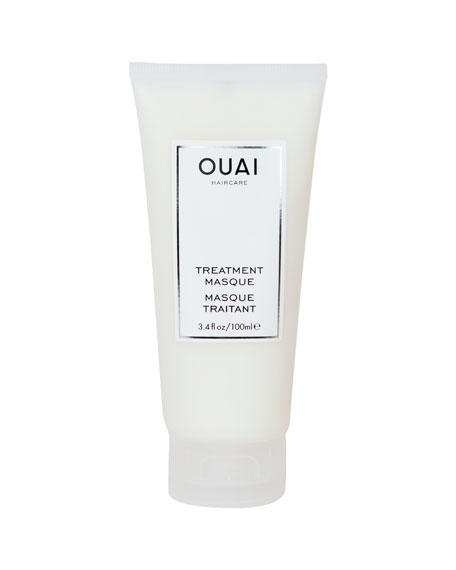 OUAI Haircare Treatment Masque (Tube), 3.4 oz./ 100 mL