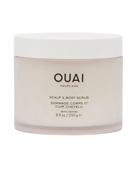 OUAI Haircare Scalp and Body Scrub, 8.8 oz.