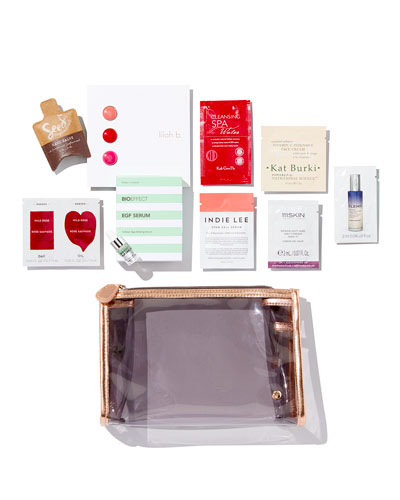 Trending Beauty Bag with Samples