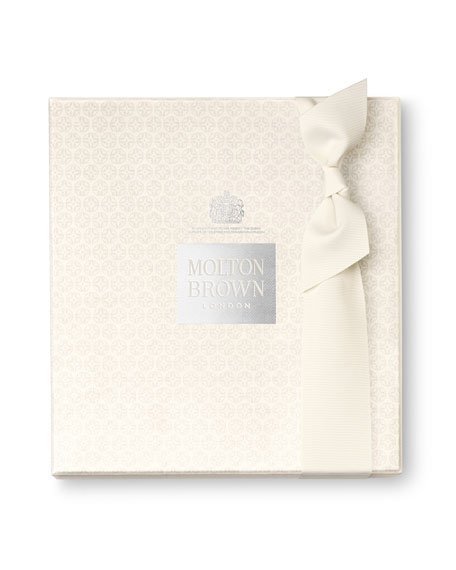 Molton Brown Suede Orris Fragrance Rituals Gift Set