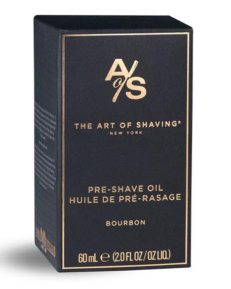 The Art of Shaving Bourbon Pre-Shave Oil, 2 oz./ 60 mL