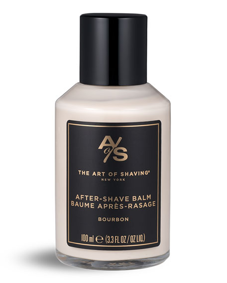 The Art of Shaving Bourbon After-Shave Balm, 3.3 oz./ 100 mL