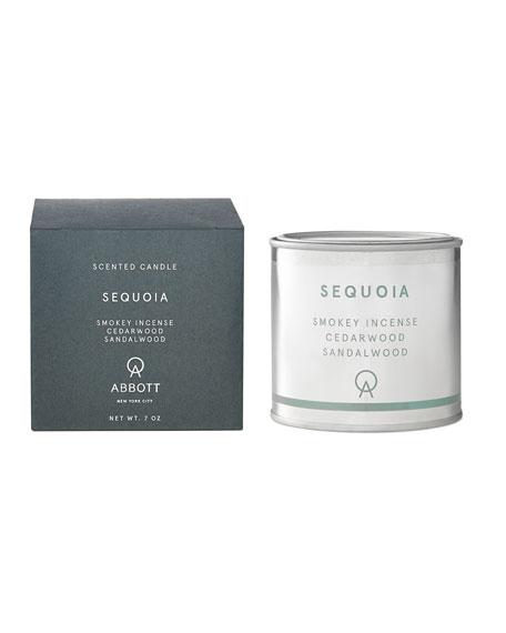 Abbott Sequoia Candle, 6 oz.