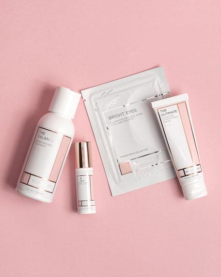 BeautyBio The Minis Starter Set, 4-Step Multivitamin AM Routine