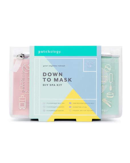 Patchology Down to Mask ($50.00 Value)