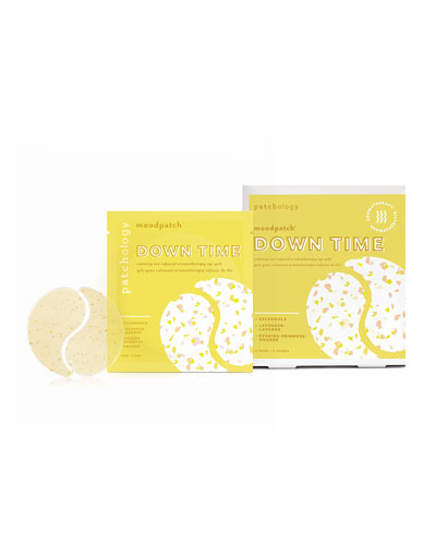 moodpatch Down Time Calming Tea-Infused Aromatherapy Eye Gels