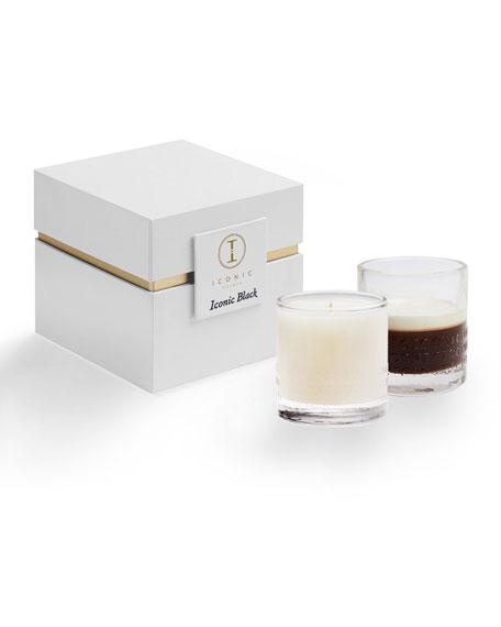 Iconic Scents Iconic Black Luxury Candle, 9 oz.