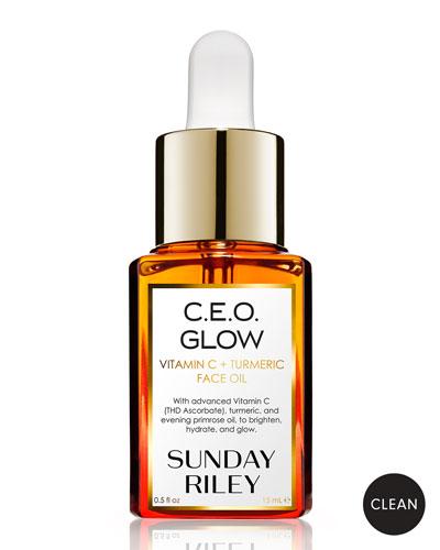 C.E.O. Glow Vitamin C + Turmeric Face Oil  15 mL