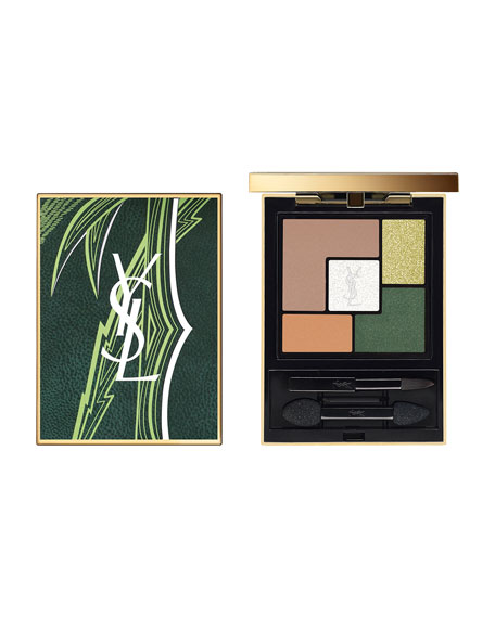 Yves Saint Laurent Beaute Luxuriant Haven Couture Eye Palette Collector