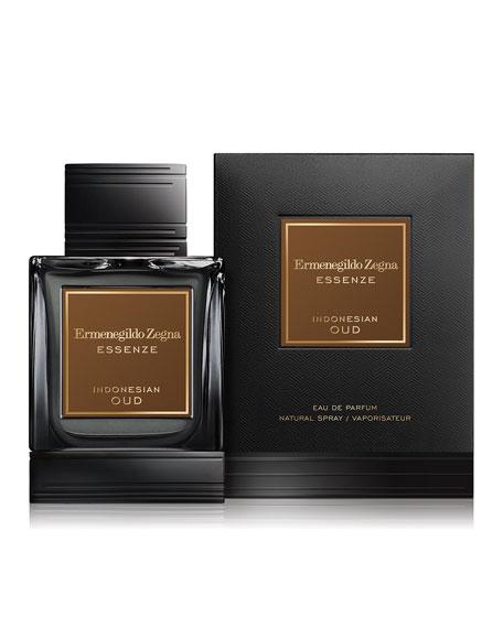 Ermenegildo Zegna Essenze Indonesian Oud Eau de Parfum, 3.4 oz./ 100 mL