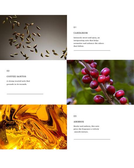 Ermenegildo Zegna Essenze Madras Cardamom Eau de Parfum, 3.4 oz./ 100 mL