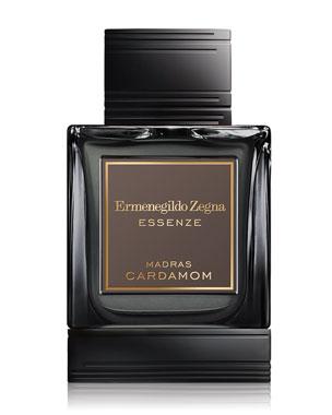 37c4c54fd Ermenegildo Zegna Essenze Madras Cardamom Eau de Parfum, 3.4 oz./ 100 mL