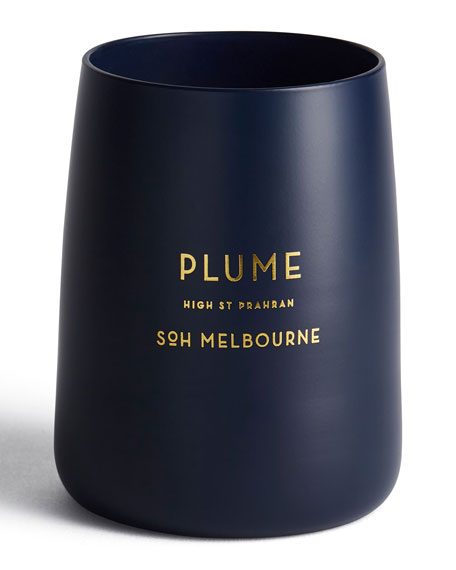 SOH Plume Candle, 12.3 oz./ 350 g