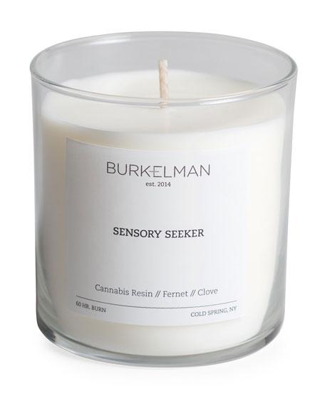 BURKELMAN Sensory Seeker Candle, 9 oz. / 255 g