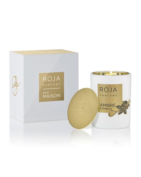 Roja Parfums Ambre D'Orient Candle, 7.8 oz./ 220 g