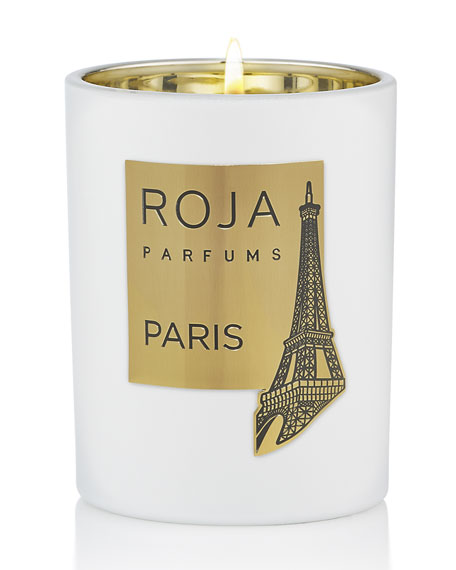 Roja Parfums Paris Candle, 7.8 oz./ 220 g
