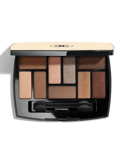 <b>LES BEIGES<br></b>NATURAL EYESHADOW COLLECTION