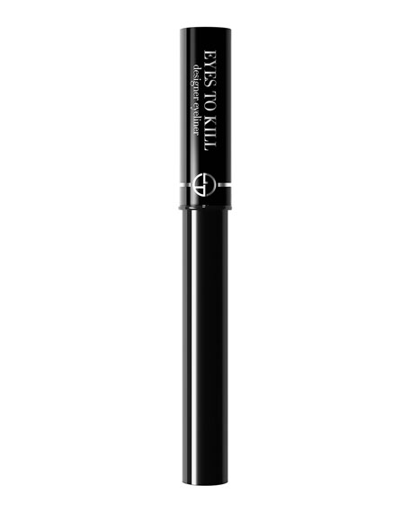 Giorgio Armani Eyes To Kill Designer Liner