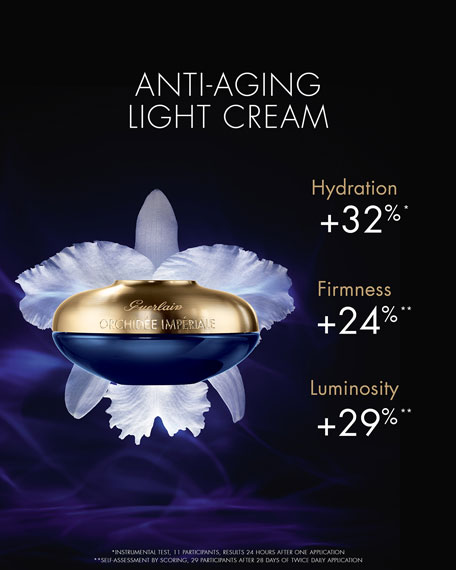 Guerlain Orchidee Imperiale Anti-Aging Light Cream, 1.7 oz./ 50 mL