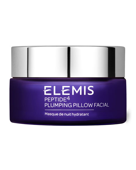 Image 1 of 3: ELEMIS Peptide4 Plumping Pillow Facial
