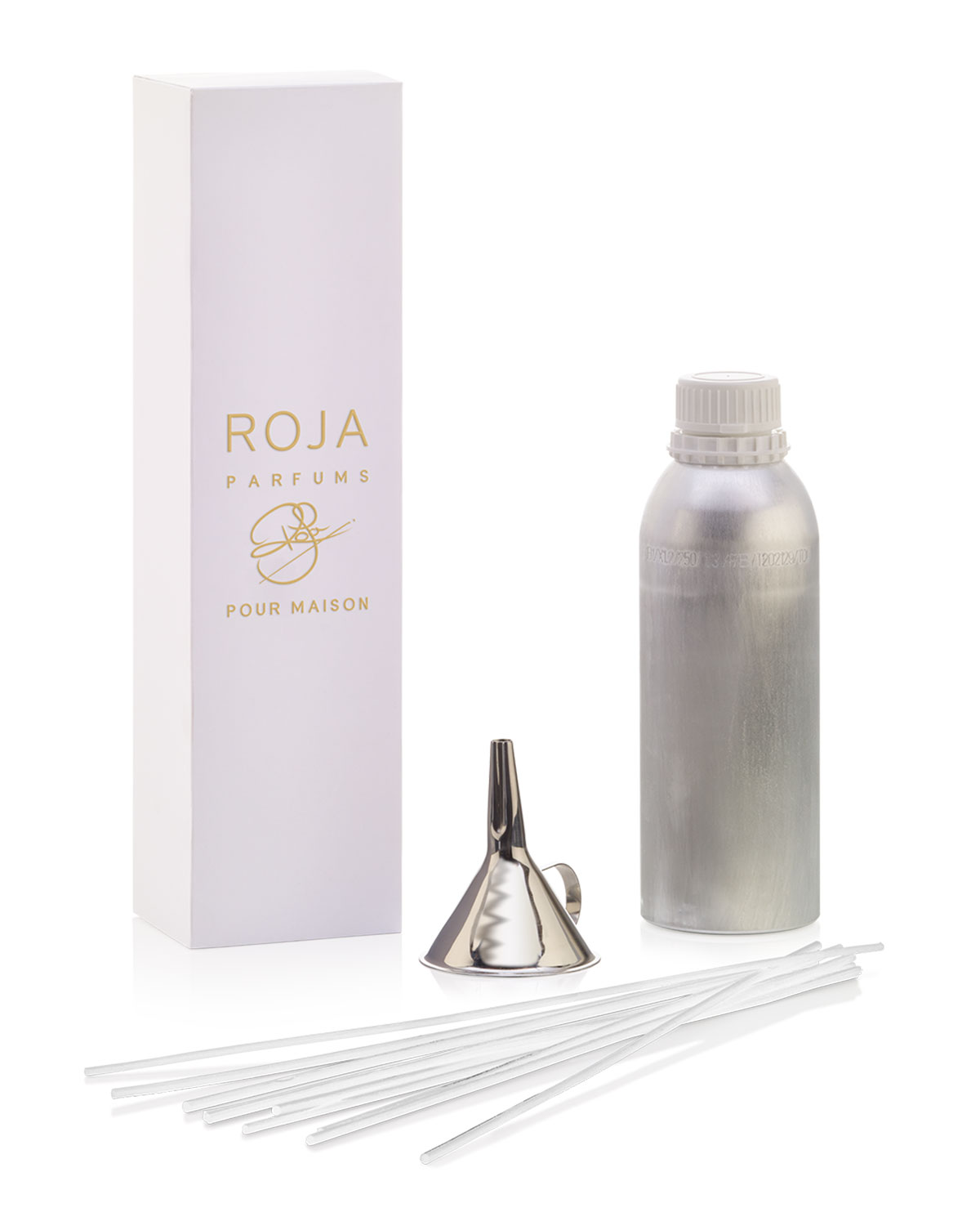 Roja Parfums 25.3 oz. Aoud Reed Diffuser Oil