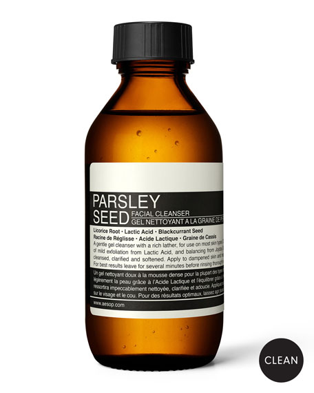 Aesop Parsley Seed Face Cleanser, 3.4 oz./ 100 mL