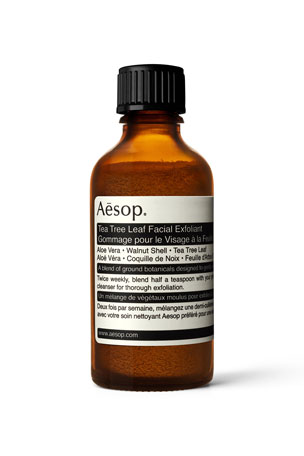 Aesop Tea Tree Leaf Facial Exfoliant, 30 g