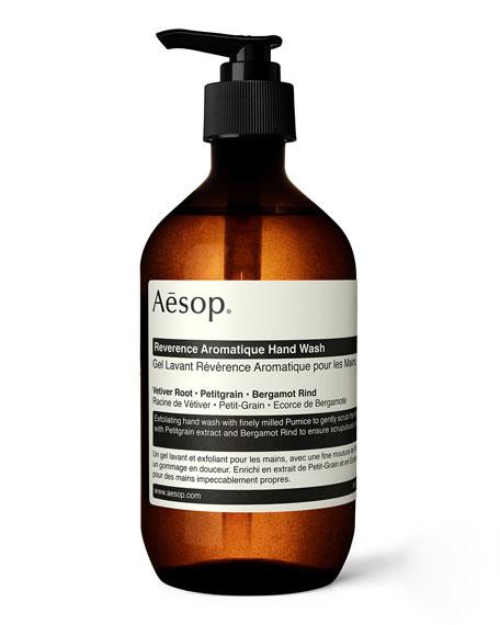 Aesop Reverence Aromatique Hand Wash, 16.9 oz./ 500 mL
