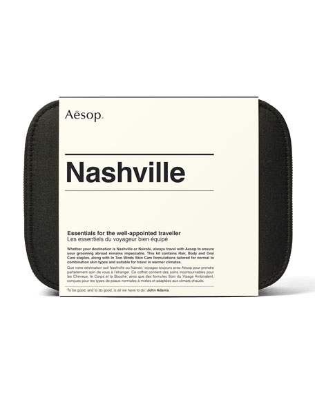 Aesop Nashville City Kit - Combination