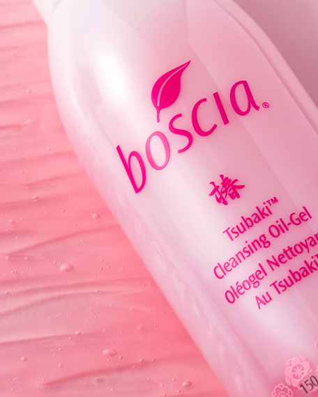 boscia Tsubaki Cleansing Oil Gel