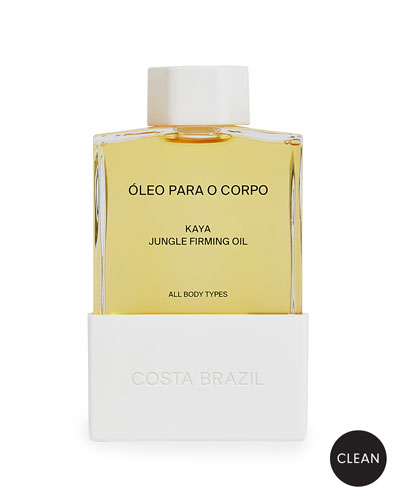 Oleo Para o Corpo - Kaya Jungle Firming Oil, 3.4 oz./ 100 mL