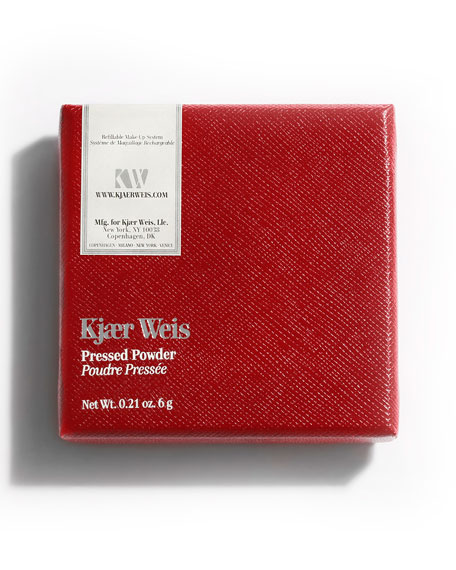 Image 4 of 4: Kjaer Weis Pressed Powder Compact