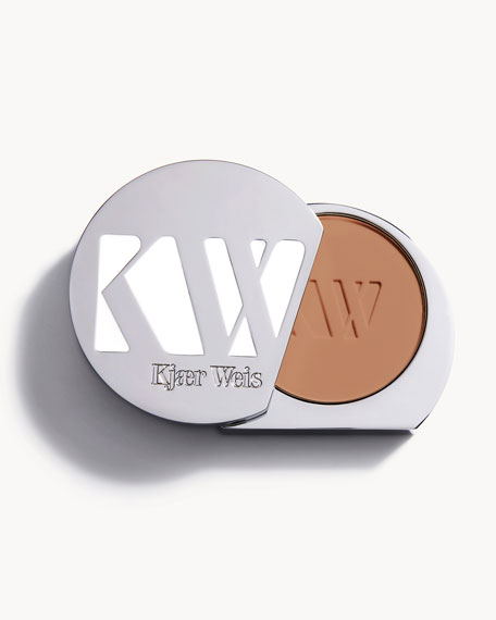 Image 1 of 4: Kjaer Weis Pressed Powder Compact