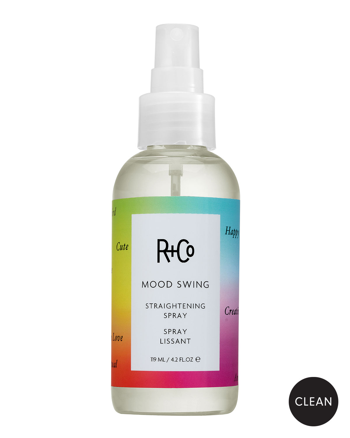 R+Co 4.2 oz. Mood Swing Straightening Spray