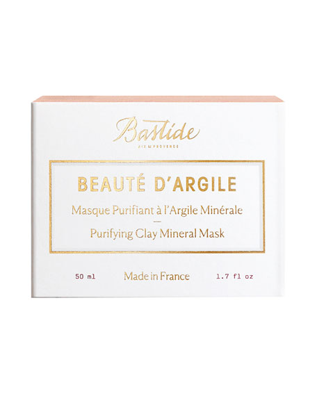 Bastide Beaut&#233 D'Argile Purifying Clay Mineral Mask, 1.7 oz./ 50 mL