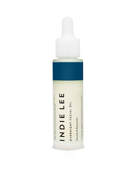 Image 1 of 2: Indie Lee 1 oz. Overnight Facial Oil