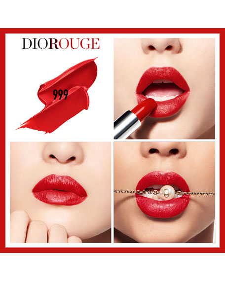 Image 2 of 5: Limited Edition Rouge Dior Couture Collection - Refillable Lipstick, Jewel Edition
