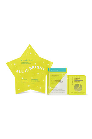 Patchology All is Bright Holiday Kit