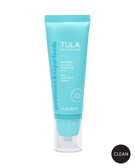 TULA Face Filter Blurring & Moisturizing Primer, 1 oz / 30 ml