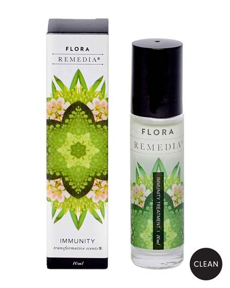 Flora Remedia Immunity  Roll-On Essential Oil, 0.3 oz / 10 ml