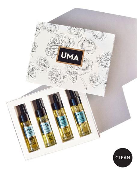 UMA Oils Bestsellers Luxe Travel Kit, $200 Value