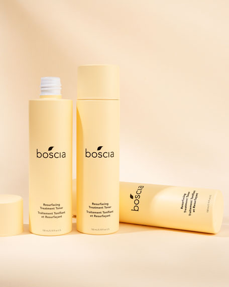 Image 3 of 3: boscia 5.1 oz. Resurfacing Treatment Toner with Apple Cider Vinegar