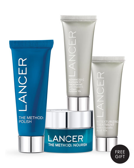 Lancer Yours with any $150 Lancer Purchase