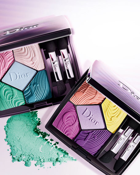 Dior <b>5 Couleurs Eyeshadow Palette</b><br>Glow Vibes Limited Edition Couture Eyeshadow Palette