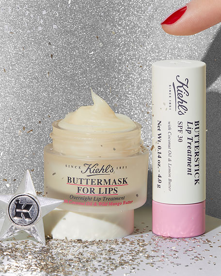 Image 5 of 5: Kiehl's Since 1851 Butterstick Lip Treatment SPF 30
