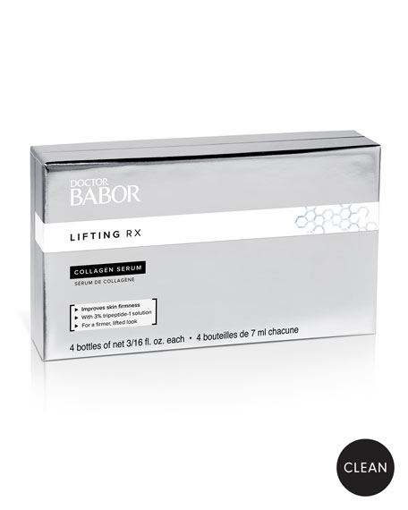 Image 2 of 2: BABOR 4 x 0.25 oz. LIFTING RX Collagen Serum