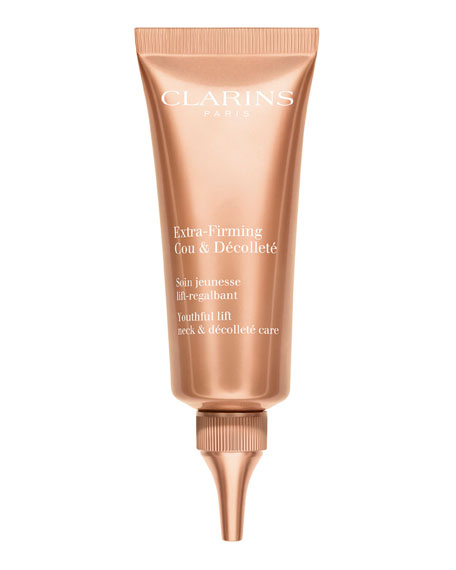 Image 1 of 5: Clarins 2.5 oz. Extra-Firming Neck & Decollete Cream