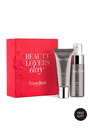 Natura Bissé Yours with the purchase of the Diamond Cocoon x Beauty Lover's Day Set.